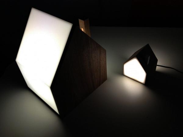 Концептуальный светильник Good Night Lamp для невербального общения