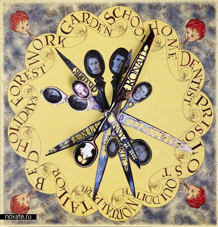 Часы семейства Уиззли. Найдены на signals.com