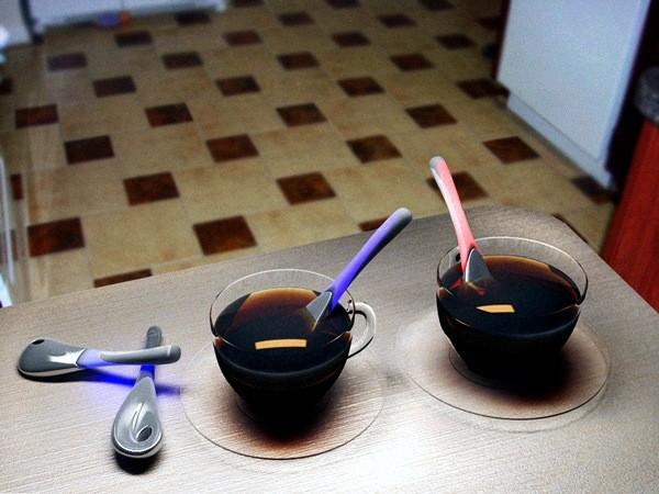 Halo Heating Spoon, ложка для подогрева напитков