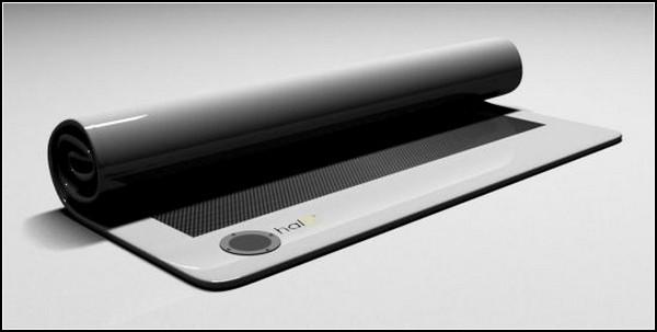 Совершенно плоский Halo Toaster. Концептуальный проект