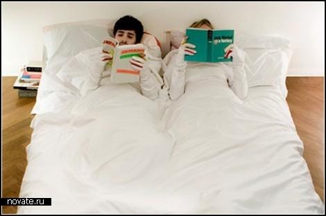 Одеяло с перчатками Happiness in bed