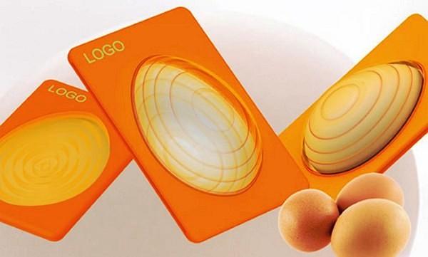 Heater Egg Card, мини-печка для приготовления яичка всмятку