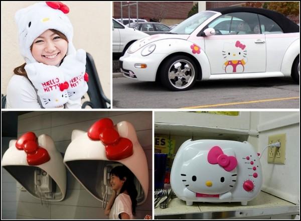 Hello Kitty посвящается. Кавайный обзор
