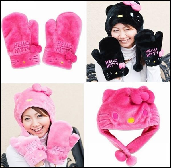 Прикольные одежки от Hello Kitty