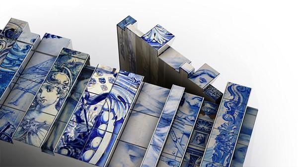 Heritage Sideboard, эксклюзивный культурно-исторический сервант от Boca do Lobo