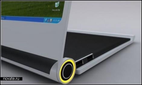 Очень домашний ноутбук Homecentric от Карла Андерсена
