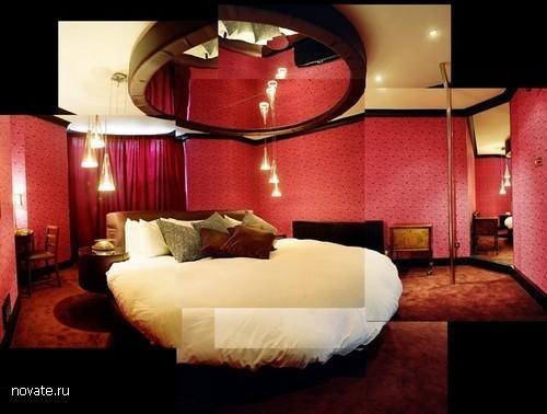Hotel Pelirocco. Очень музыкальная гостиница