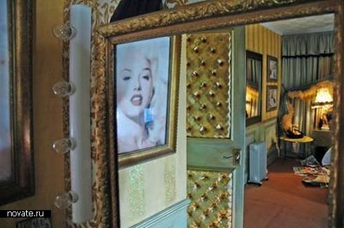 Hotel Pelirocco. Номер в стиле *ретро* - атмосфера гламурной ностальгии