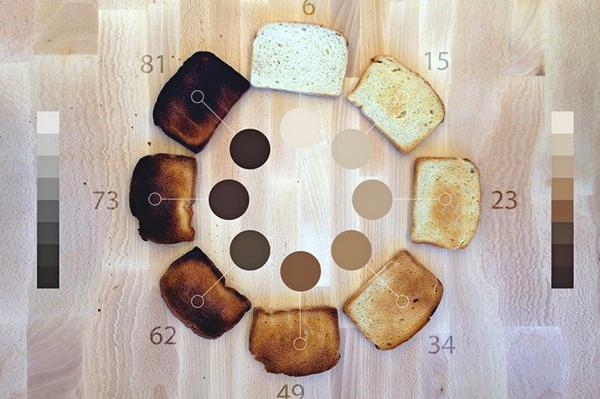 Hue: тостер с цветовым датчиком поджаристости