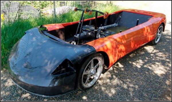 HumanCar, и автомобиль, и тренажер
