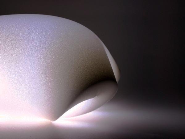 Светящаяся подушка, концепт InSoft pillow