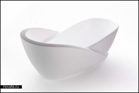 Инновационная ванна Infinity bath с ароматерапией