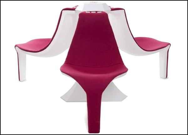 Issit: новое воплощение привычных кресел в общественных местах