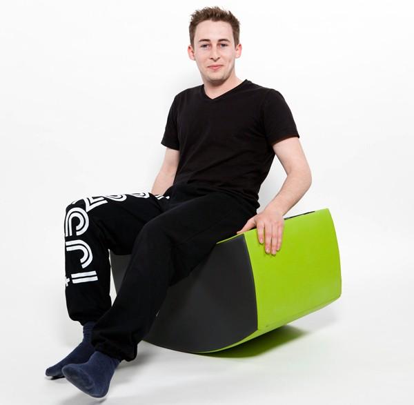 Стул для фитнеса Jopple chair