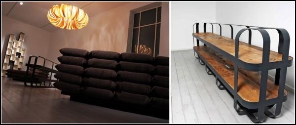 *Военная* мебель Kalab Exhibition