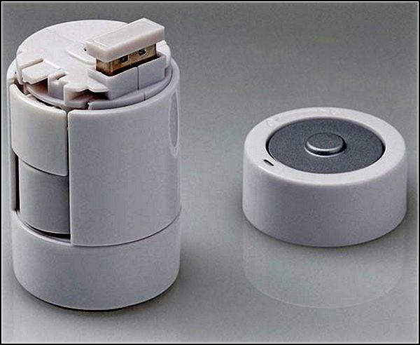 Kandenchi Mouse, компьютерная мышка для женской ладошки