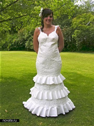 красивое платье для девочки вязаное