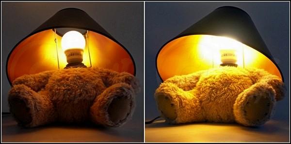 Ночник-медвежонок