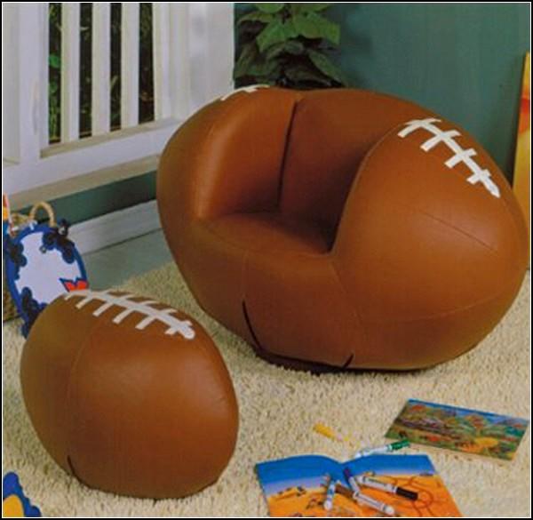 Кресла для маленьких любителей спорта
