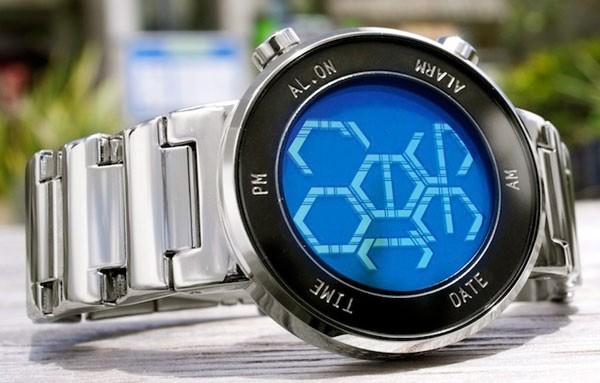 Kisai Zone, необычные часы со странным циферблатом от Tokyoflash