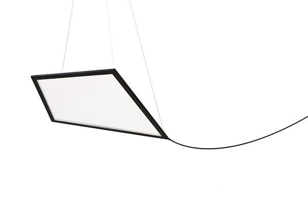Kite Light, светильник в виде воздушного змея на светодиодах