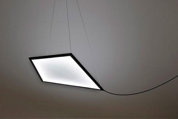 Светильник Kite Light, воздушный змей на светодиодах