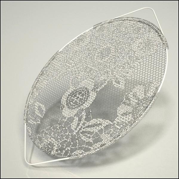 Кружевная салфетка Lace-Er Sieve из... проволоки