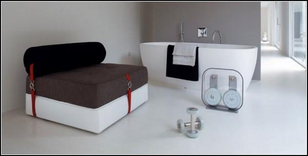 Модное кресло-кровать под названием LEA2
