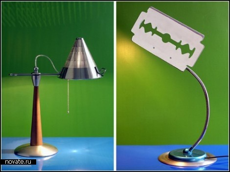 Эксклюзивные Lamponi`s lamps от Maurizio Leopardi