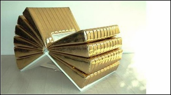 *Книжное* кресло Libro armchair