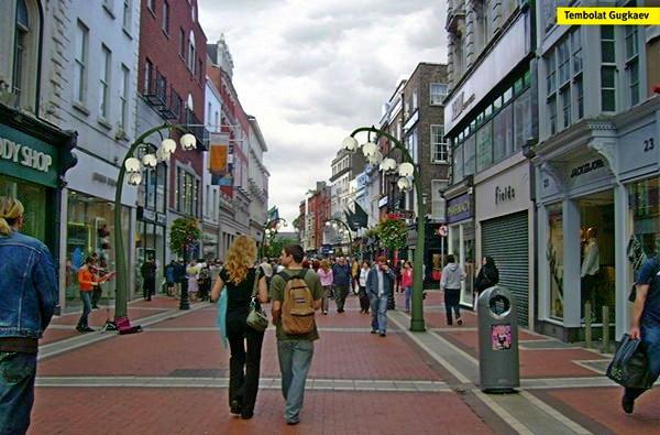 Романтичные и хрупкие уличные фонари Lily street light