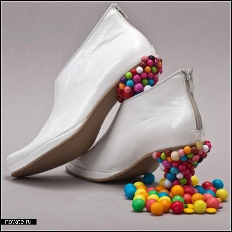 Проект Lolice shoes. Конфетное вдохновение