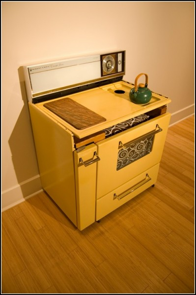 Lounge in an Oven. Из печки - в кресло