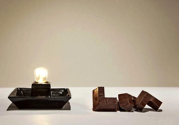 Поэзия света. Проект шоколадного светильника Lumiere au Chocolate