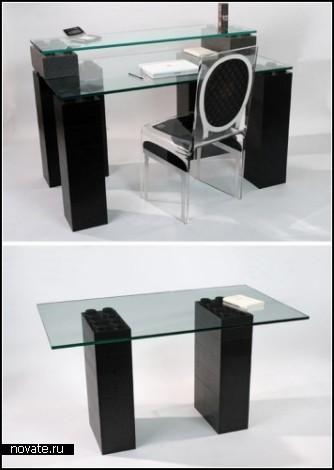 Мебель из кубиков LunaBlocks