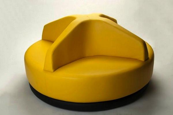 Luna Park collection. Оригинальные диваны, сделанные по мотивам автомобилей из Лунапарка