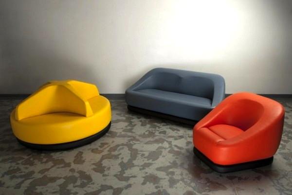 Luna Park collection, дизайнерские диваны из лунапарка