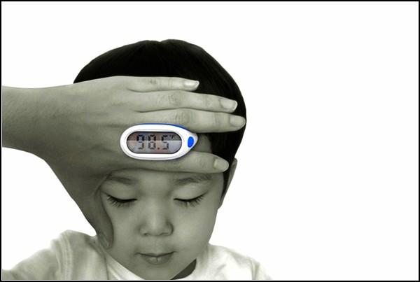 Lunar Baby Thermometer, концептуальный градусник для малышей