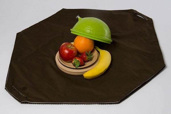 Концептуальный набор посуды Healthier lunch break от Sabine Staggl