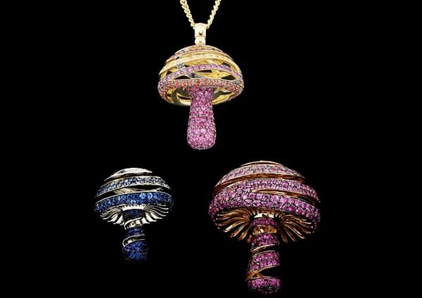 Волшебный гриб Magic Mushroom USB ценой в 37 тыс.долларов