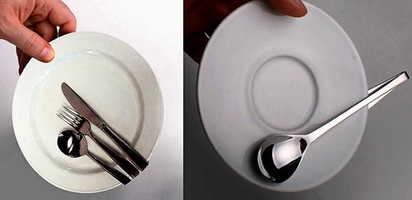 Гениально простой дизайн столовых приборов из серии Magic Spoon