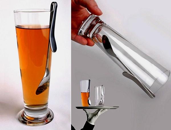 Magic Spoon, волшебная ложка-зажим от сербского дизайнера