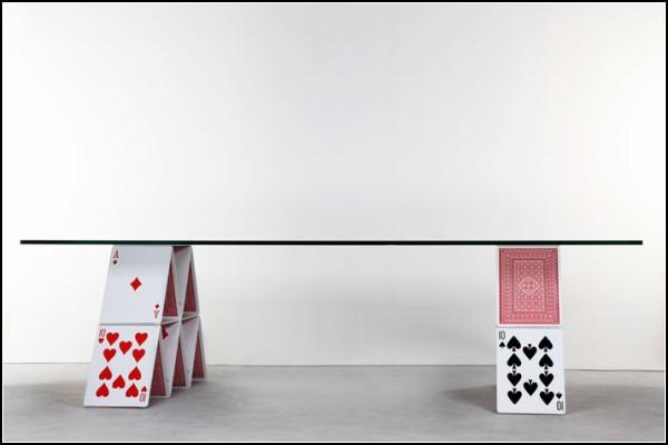 *Азартный* столик House of Cards Table