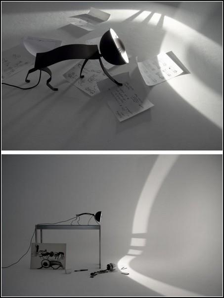 Котята-светильники Micha Lamps