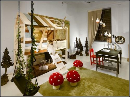 Самые удивительные детские комнаты