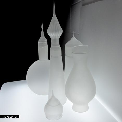 Minarets. Графины-минареты от Kacper Hamilton и Ezgi Turksoy