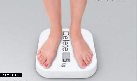 Объективные весы MintScale