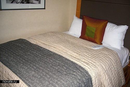Та самая *ученая* кровать