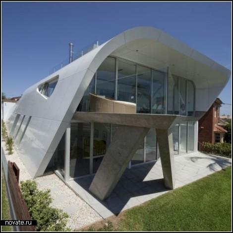 Дом Мёбиуса от Tony Owen Partners