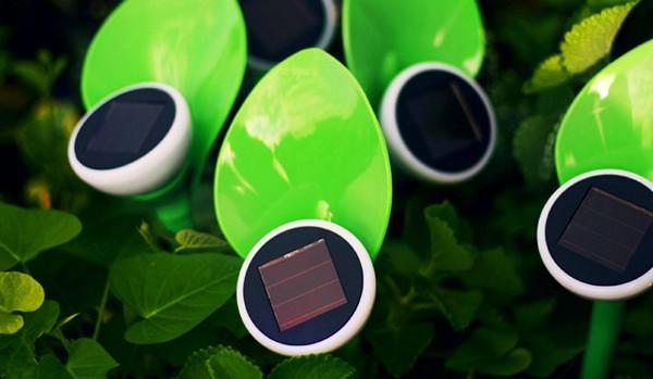 Концептуальные светильники-цветы Mohzy Petal
